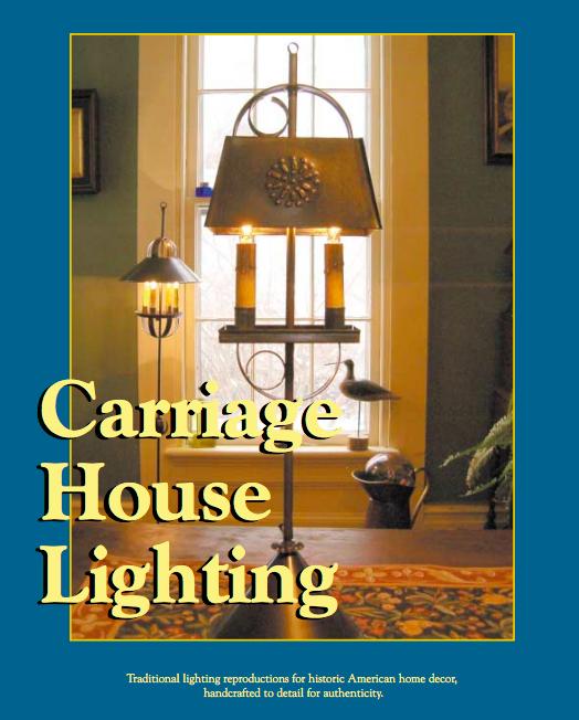 pdf catalog carriage house lighting tinware